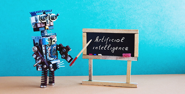 ARTIFICIAL INTELLIGENCE (AI) IS TRANSFORMING E-LEARNING !