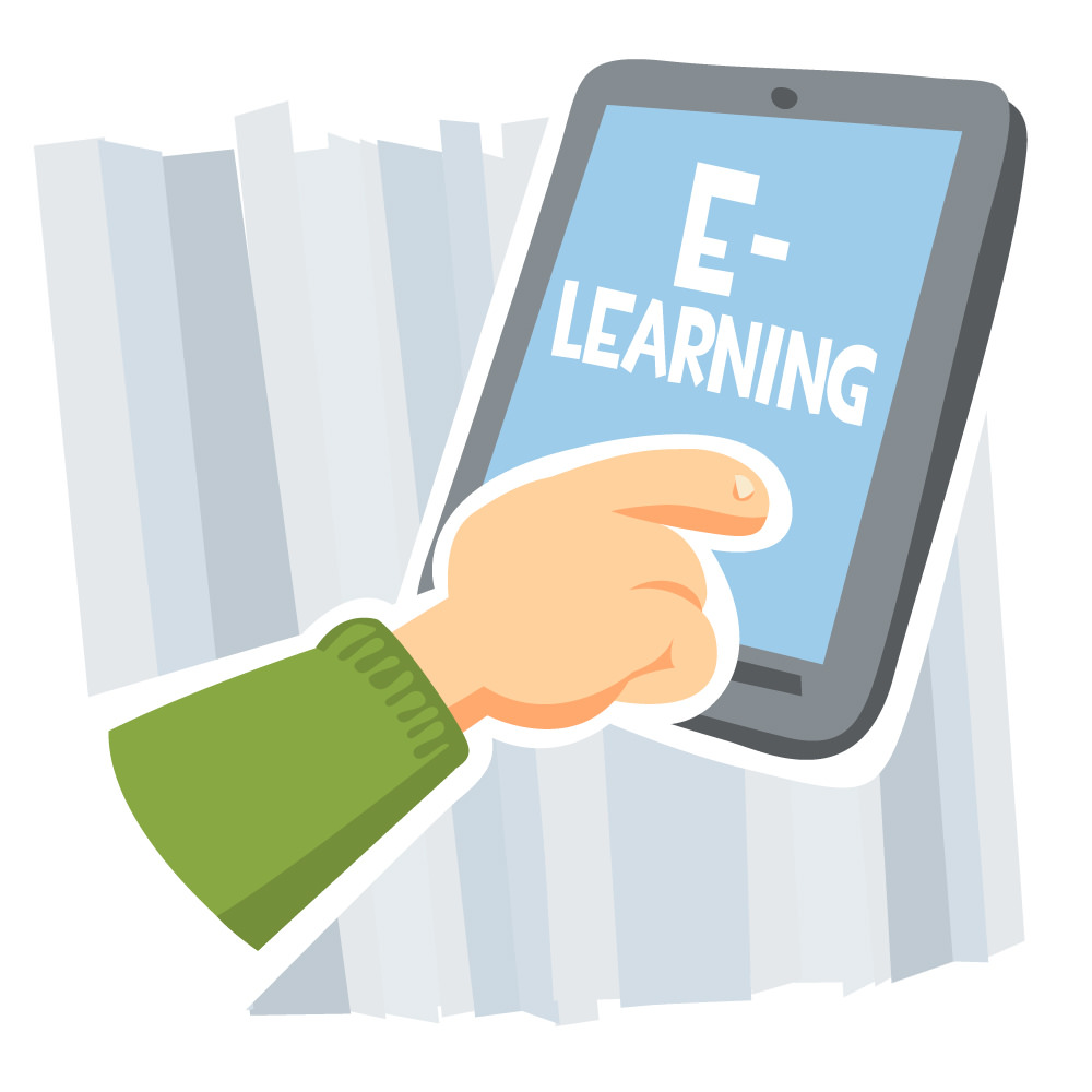 REASONS WHY TRAINING AND HR MANAGERS CAN'T IGNORE E-LEARNING !