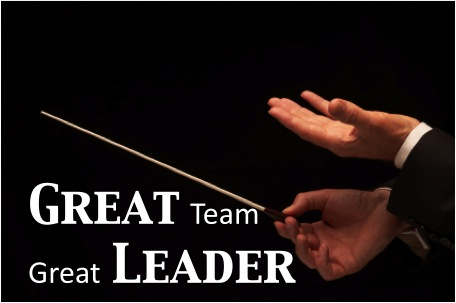 WHAT IT TAKES TO BE A GREAT LEADER?